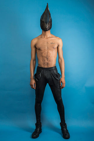 Urban Merman Trousers - Black - Sold Out!