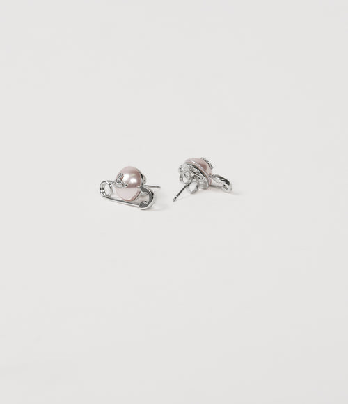 Jordan Earrings - Pink Pearl