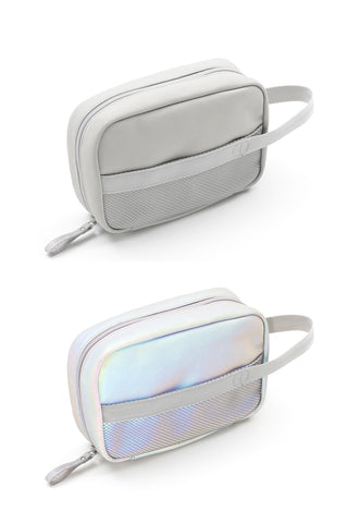 Reflective Toiletry Kit - 40% Off!