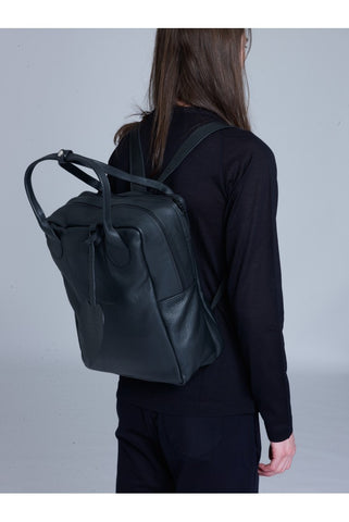 Square Bag Backpack - Black - 50% Off!