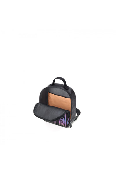 Rainbow Reflective Wood - Mini Bag