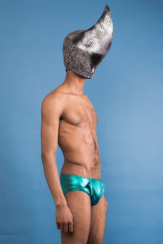 Starfish Swim Briefs - Sea Foam