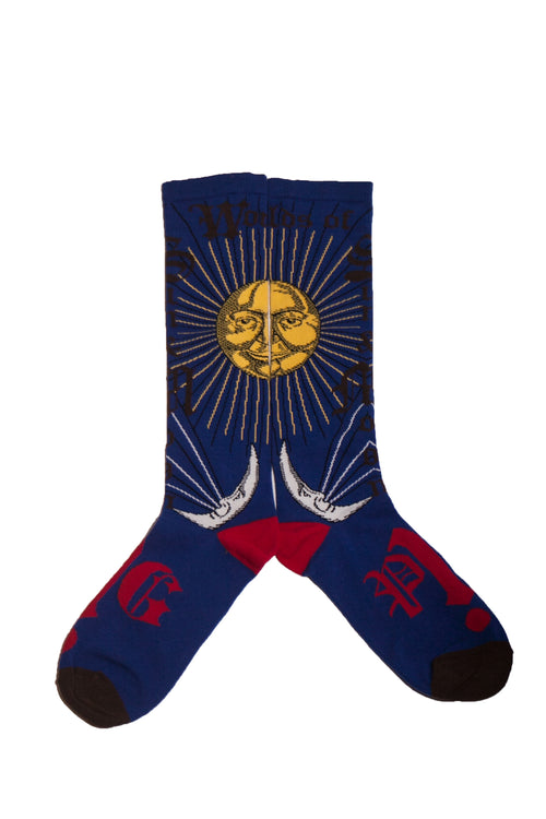 Sun & Moon Socks