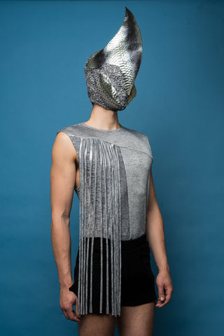 Tentacle Tank - Silver - Sold Out!