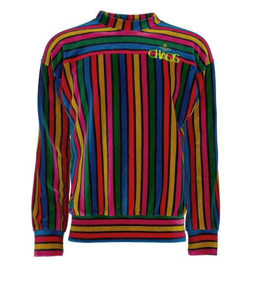Square Sweater - Rainbow