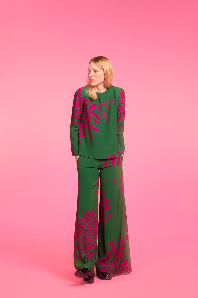 LFS BLOUSE + LFS PYJAMA TROUSERS