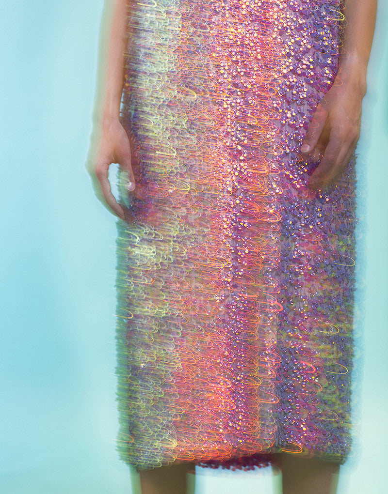 LFS GEL SEQUIN DRESS