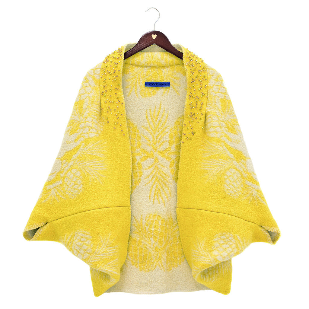 Longing For Sleep Yellow Cape #18