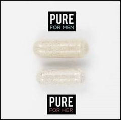 Comparison of Pure for Her and Pure for Men