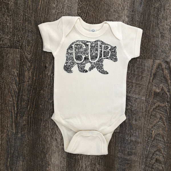 What's In A... - KIDS CUSTOMIZABLE DESIGN - Natural (Infant)
