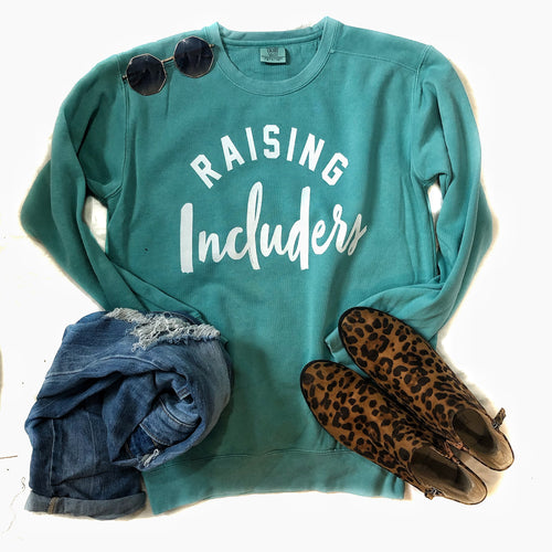 Raising Includers Pigment Dyed Sweatshirt