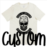 CUSTOM -  DADS OF MAYHEM - Short SLEEVE