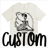 CUSTOM - BE KIND TO YOUR MIND - Short SLEEVE