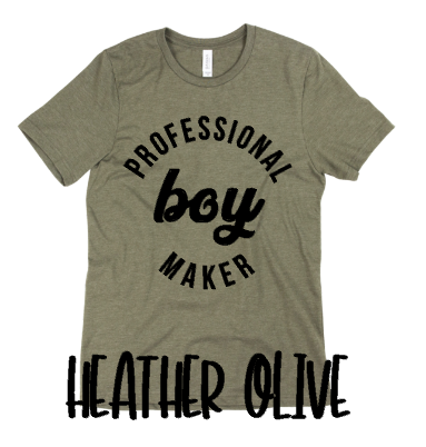 CUSTOM - BOY MAKER - Short SLEEVE