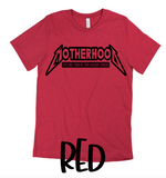 CUSTOM - MOTHERHOOD TOUR - Short SLEEVE