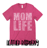 CUSTOM MOM LIFE - SHORT SLEEVE TEE