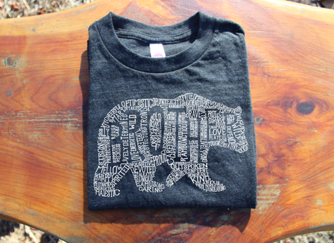 What's In A Brother - ECO CHARCOAL TRIBLEND - short sleeve