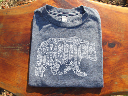 What's In A Brother - Athletic Grey Short Sleeve