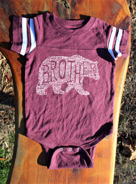 What's In A Sister - Burgundy Jersey (Toddler)
