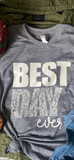 BEST day EVER - Luke 2 - Athletic Grey