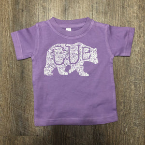 What's In A Cub short sleeve