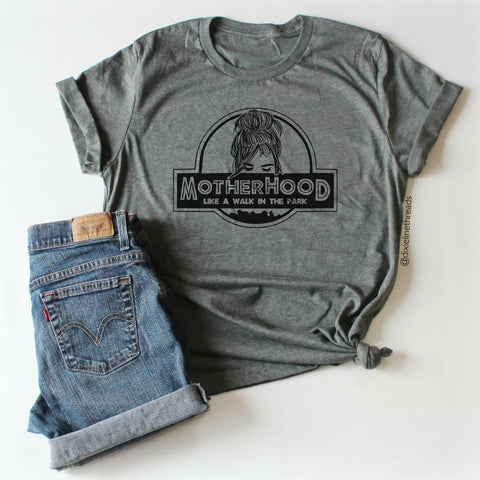 Motherhood - Walk In The Park (Tank, V-Neck, Crew Neck)