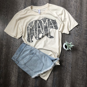 What's In A Mama CREAM tee