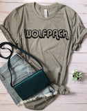 WOLF PACK STONE tee