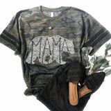 What's In A Mama Jersey - Camo