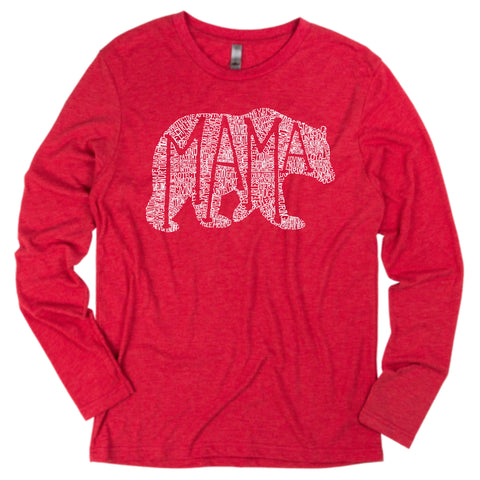 What's In A Mama Long Sleeve