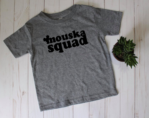 Mousekasquad (infant and toddler sizes)