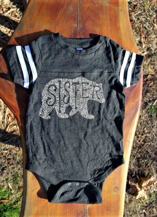 What's In A Sister Smoke Jersey (Infant)