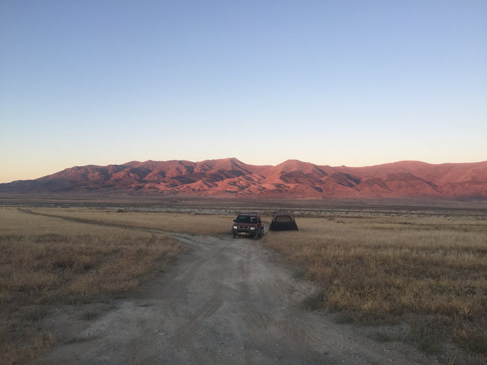 "What we did on our Summer ""vacation"": Visited Rye Patch and Elko, Nevada"