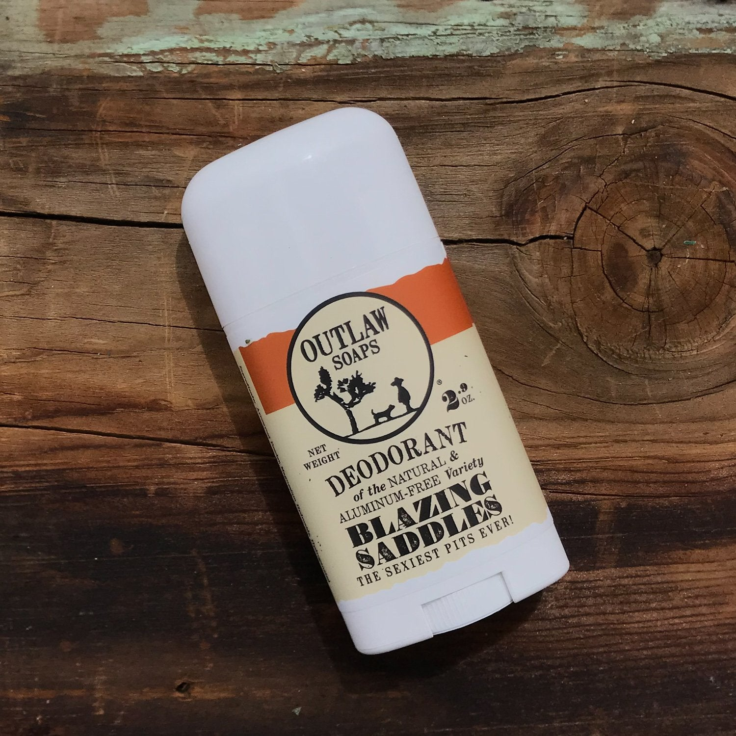 Blazing Saddles Natural Deodorant: The best reviews and stock update