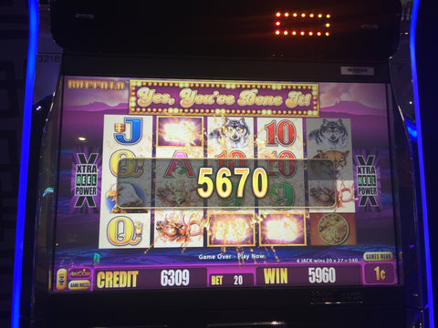 big penny slot win!