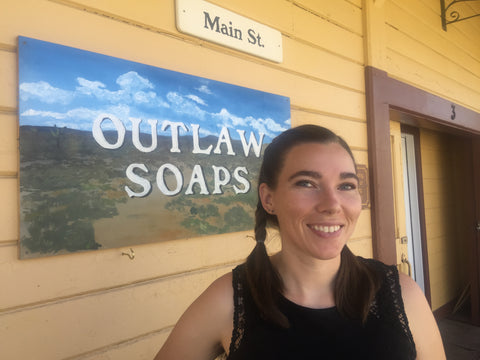 Ruth Ridgway: newest Outlaw at large!