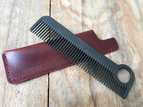 carbon fiber comb from chicago comb co