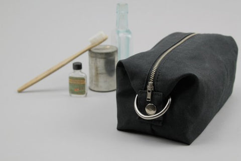 Travel dopp kit for men and women