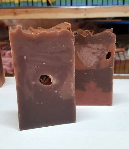 hair of the dog whiskey soap