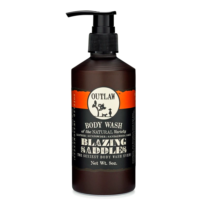 Blazing Saddles Body Wash