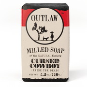 The Cursed Cowboy Milled Soap