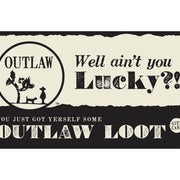 The Outlaw Gift Card