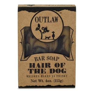 Hair of the Dog Whiskey Handmade Bar Soap