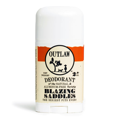 Blazing Saddles Deodorant