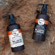 Hell Bent for Lather: Blazing Saddles Gift Set