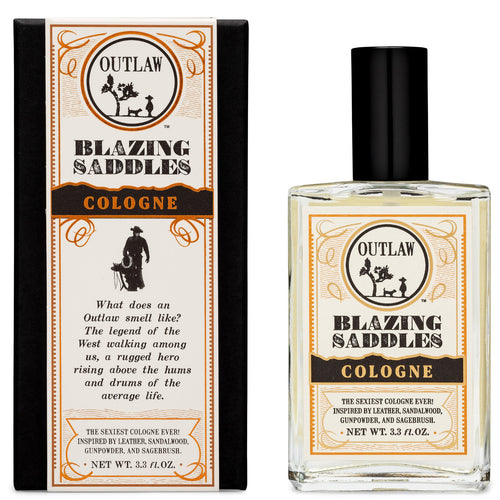 Blazing Saddles Spray Cologne