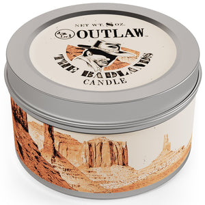 The Badlands Candle - 8 oz