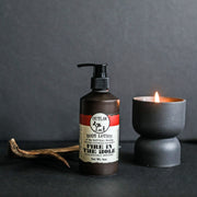 Fire in the Hole Campfire Lotion