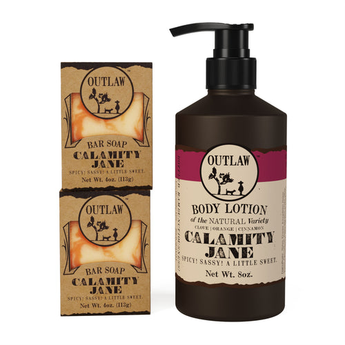Double Down Essential Calamity Jane Subscription Box