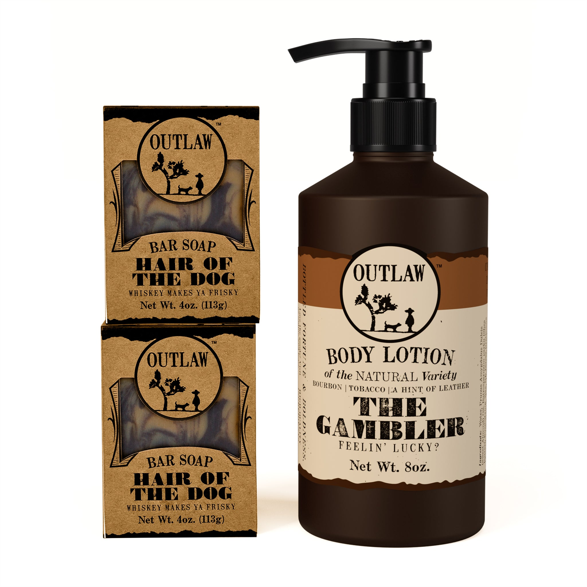 Double Down Essential Gambler and Hair of the Dog Whiskey Soap and Lotion Subscription Box - Free shipping! Subscription Get what you want at the frequency you need.